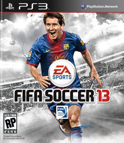 Fifa 13 - PS3 Semi Novo
