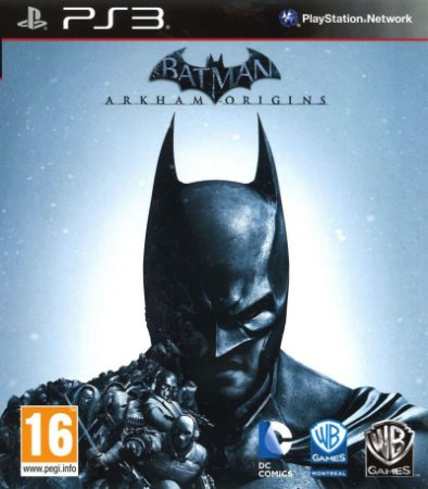 Batman: Arkham Origins - PS3 (Seminovo)