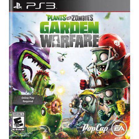 Plants x Zombies: Garden Warfare - PS3