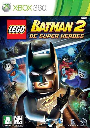 Lego Batman 2 -Xbox 360