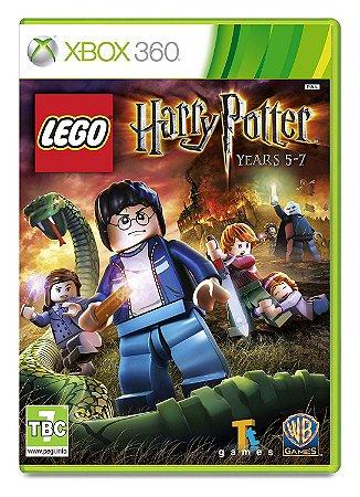 Lego Harry Potter Anos 5~7 -Xbox 360