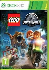 Lego Jurassic World -Xbox360