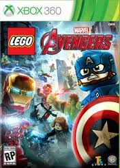 Lego Marvel Vingadores -Xbox 360