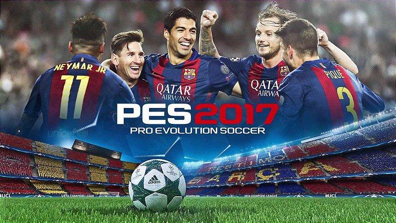 PES 2017 PRO EVOLUTION SOCCER XBOX 360