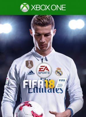 PRE- VENDA FIFA 18 - 06/10/2017 - XBOX ONE
