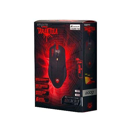 Spider Tarantula 2.000 DPI - Mouse Gamer