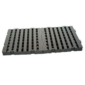 Estrados / Palete / Pallets Em Plástico 40 X 40 X 4,5 cm - Cód. EST45