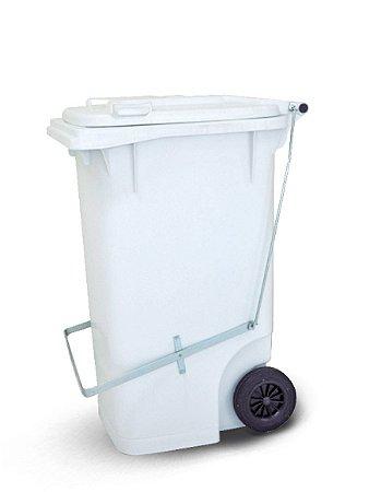 Coletor de Lixo 240 Litros com Pedal - Cód. L56