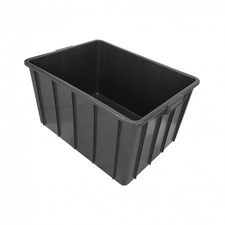 Caixa plástica com capacidade para 180 Litros
