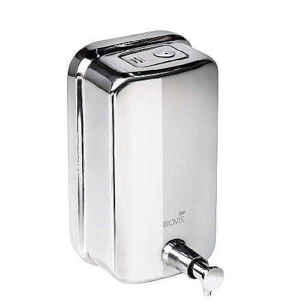 Dispenser de parede para sabonete líquido ou álcool em gel 1000 ML