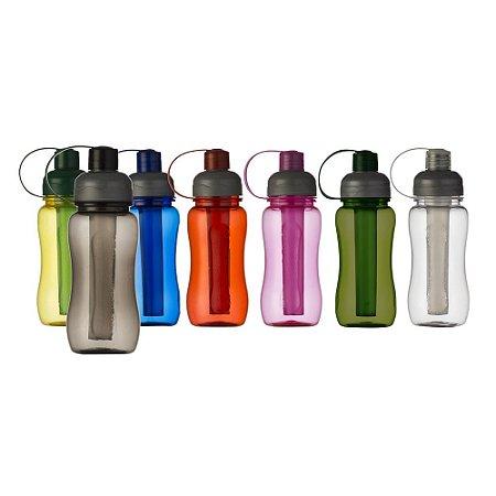 Squeeze de plástico resistente de 400 ml tubo interno p/ congelamento.  SK 10040