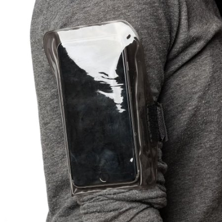 Braçadeira impermeável para celular e acessórios. cod. SK 13138