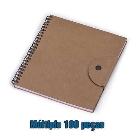 Bloco de anotações com caneta. Cod. SK 12241