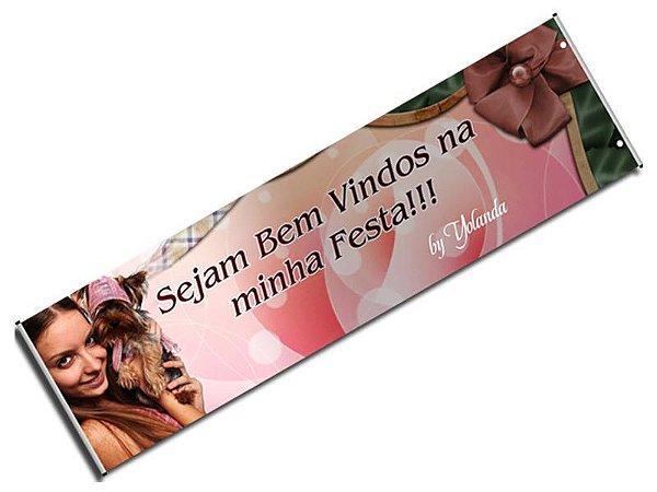 Lonas Faixa Impressa 280g 60x200 cm,60x200 cm, 60x300 cm, 60x400 cm, 60x500 cm.