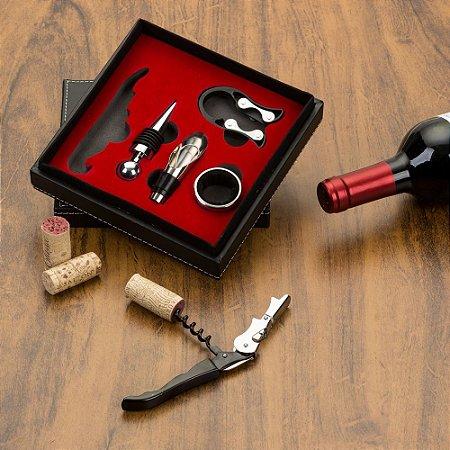 Kit Vinho 5 peças. Cod. SK 13406