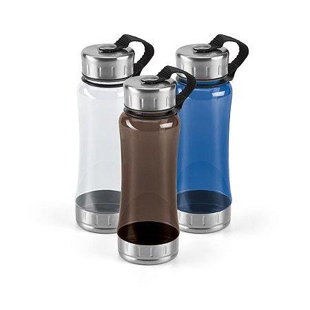 Squeeze. Aço inox e AS. Capacidade: 600 ml. Cód.SPCG94618