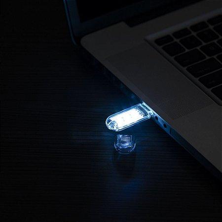 Luminária USB com Led. Cód. SK 13236