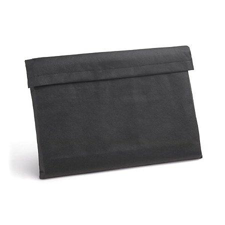 Embalagem para pastas A4. Non-woven: 90 g/m². Cód.92630