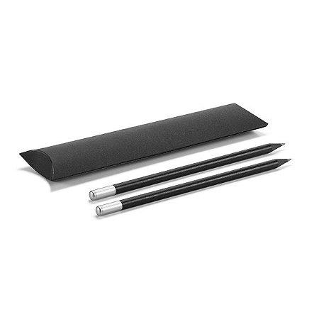 Conjunto de lápis. Com bolsa de oferta em cartão. Bolsa: 190 x 40 x 12 mm. Cód.SPCG91737