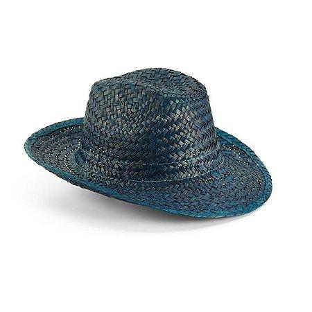Chapéu panamá. Palha colorida. Fita não inclusa. Tamanho: 580 mm. Cód.SPCG99422
