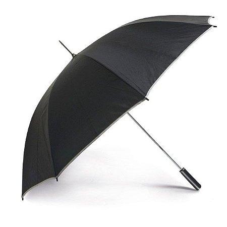 Guarda-chuva de golfe. Poliéster 190T. Pega em EVA. ø1220 mm. Cód.SPCG99122