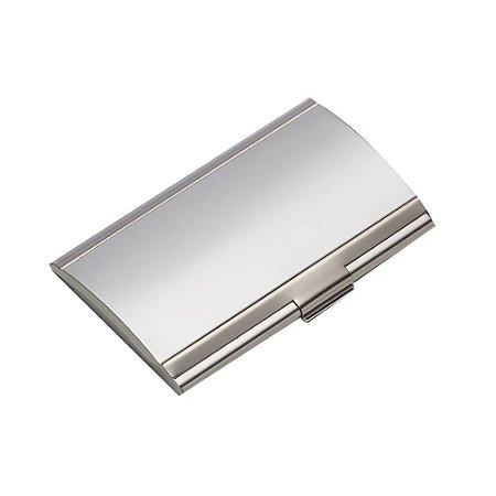 Porta Cartão Metal. Cód. SK 4572