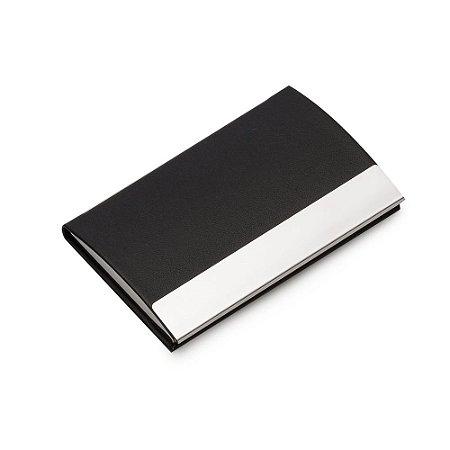 Porta Cartão Couro Sintético. Cód. SK 12212
