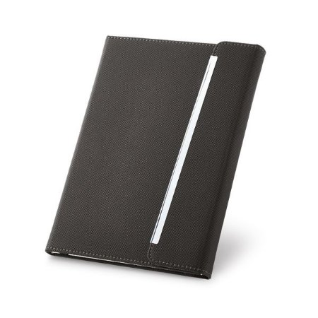 Caderno capa dura C. sintético Fecho magnético.  Cód.SPCG93724