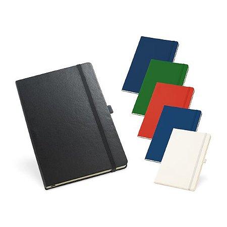 Caderno capa dura.  Com porta esferográfica, Cód.SPCG93491