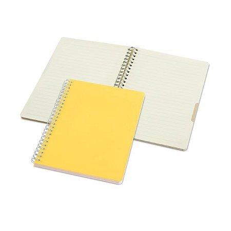 Caderno. PP.  Com 64 folhas pautadas. Cód.SPCG33404