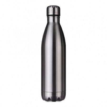 Garrafa térmica 780ml em inox , pode ser utilizada com líquidos quentes ou frios. SK18518