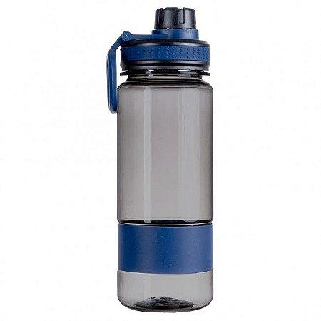 Squeeze 700ml de plástico com alça, tampa de bico rosqueáveis, SK13968