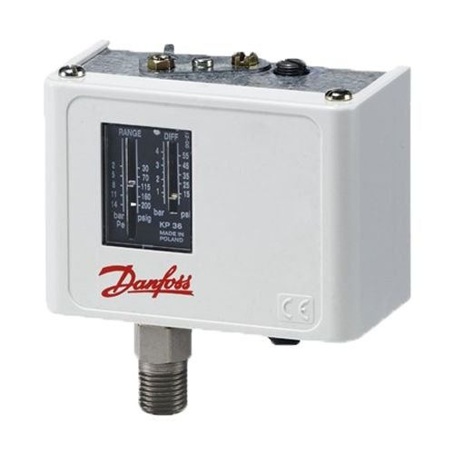 060-508166 Pressostato KPI 38 Danfoss - 8 a 28 bar
