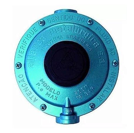 "Válvula Reguladora Gás 1/2"" 20 Kg Azul 76511/05"