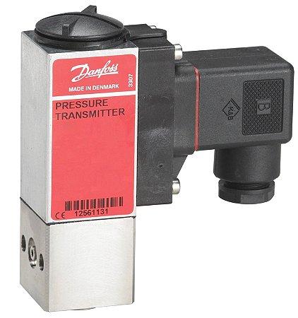 """060N1039 Transmissor de Pressão MBS 5100 0 a 40 bar 1/4"""" Danfoss"""