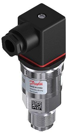 """060G5600 Transmissor de PressãoMBS3100 -1 a 1,5 bar 1/2"""" Danfoss"""