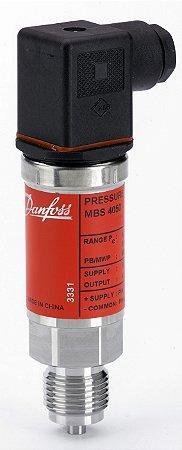 """060G3269 Transmissor de Pressão MBS4050 0 a 16 bar 1/2"""" BSP Danfoss"""