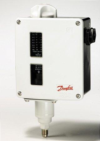 """017-524566 Pressostato RT 1 FP (-0,8 a 5) DA (0,5 a 1,6) 1/4"""" Danfoss"""