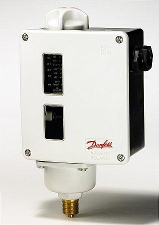 017-529166 Pressostato RT 110 FP (0,2 a 3) DA (0,08 a 0,25) 3/8'' Danfoss