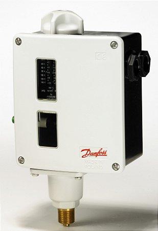 017-523766 Pressostato RT 200 FP (0,2 a 6) DA (0,25 a 1,2) 3/8'' Danfoss