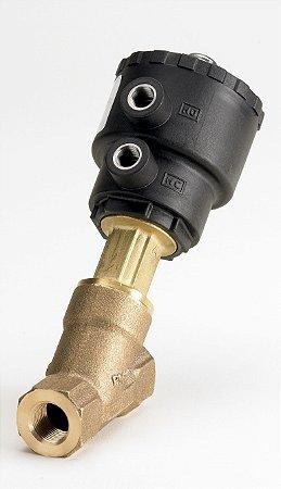 """042N4400 Válvula Pneumática AV210 BRONZE 3/8"""" NF 0-16 bar Danfoss"""