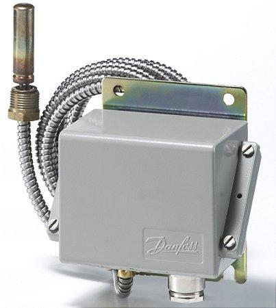 060L311266 Termostato KPS 76 -10ºC a 30ºC 2M Danfoss