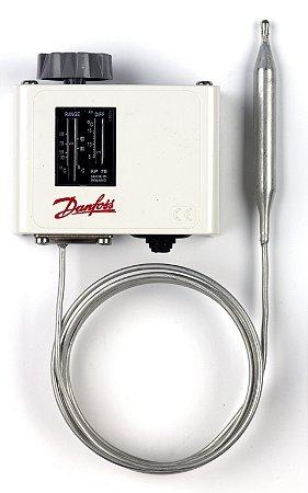 060L112666 Termostato KP 79 50ºC a 100ºC 2M Danfoss