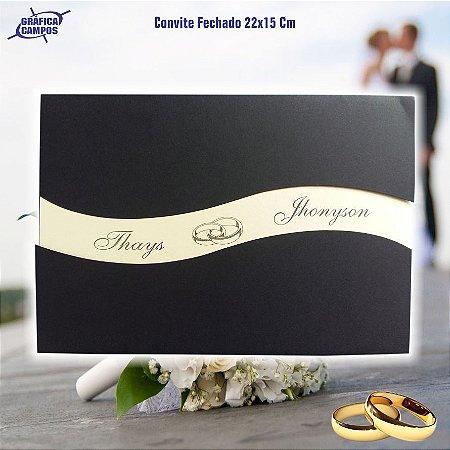 CONVITE DE CASAMENTO - REFGC05