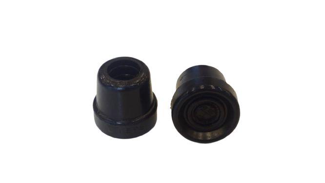 Kit com 2 ponteiras para andador -  DB-001/DB-002/DB-003/DB-004/DB-008 - Dilepé - DB-506