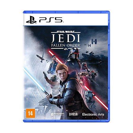 Jogo Star Wars Jedi: Fallen Order - PS5