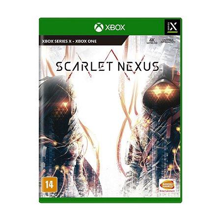 Jogo Scarlet Nexus - Xbox