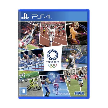 Jogo Tokyo 2020 Olympic Games - PS4