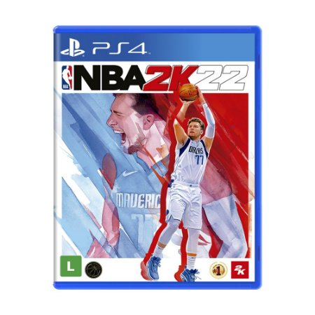 Jogo NBA 2K22 - PS4