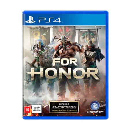 Jogo For Honor - PS4